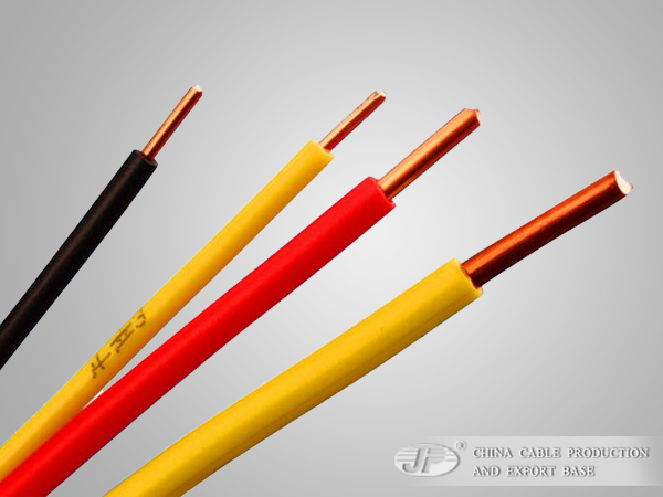 450/750V IEC 60502 PVC insulated electric cables