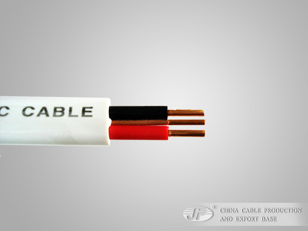 1.0mm 3093Y 3 Core Heat Resistant PVC Flexible Cable