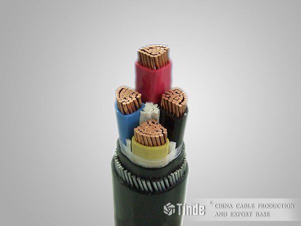 Manufacturing Standards of 0.6/1KV Copper PVC Power Cable