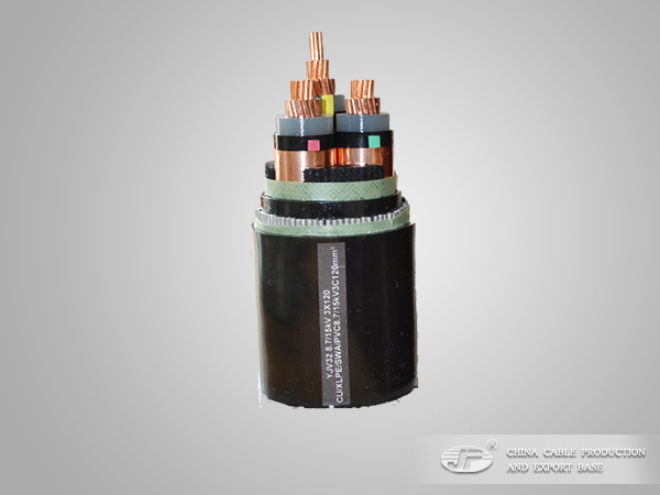 low voltage 2 core 4mm pvc insulated cable Copper Conductor