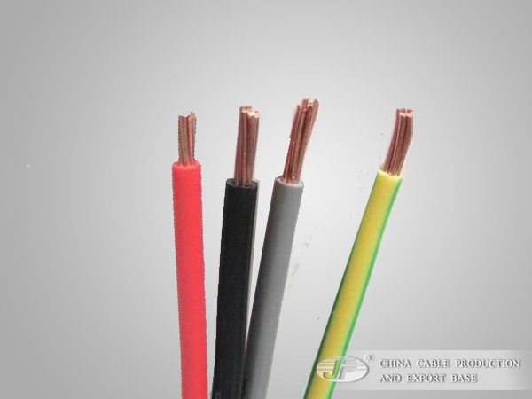 H07V Type PVC Insulated Wire