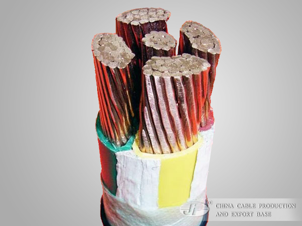 Fire Resistant PVC Insulated Sheathed Cable