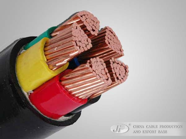 PVC Insulated PVC Sheathed Power Cable