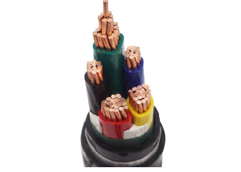 Best price of 0.6/1kv Copper conductor XLPE/PVC insulated Steel Wire Armoured Cable