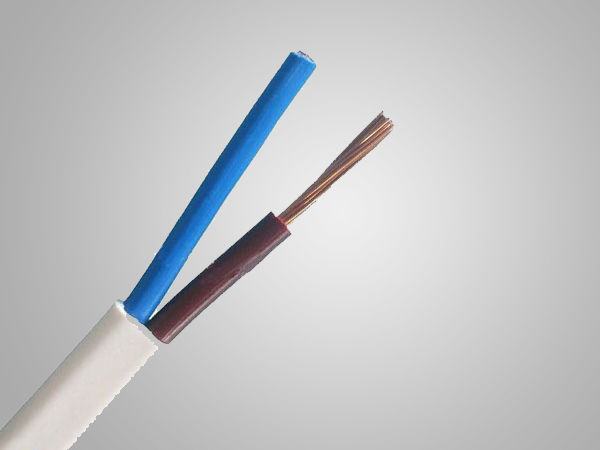 BVVB PVC Sheathed Copper Wire