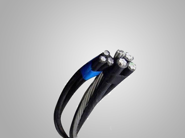 4 Core PVC Insulated ABC Cable